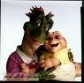 Dinosaurs original movie prop