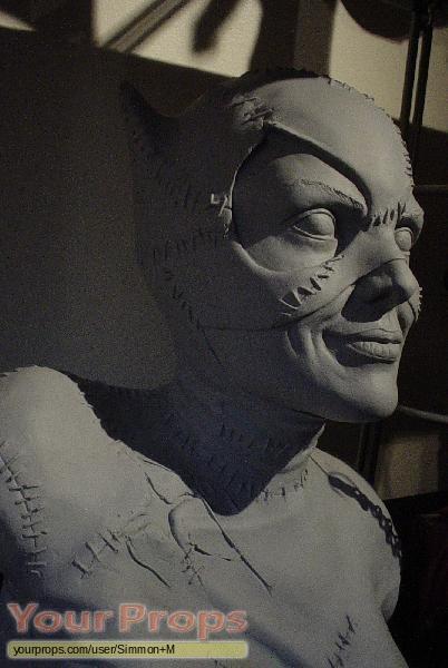 catwoman batman returns. Life size Catwoman bust.