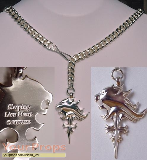 Looking for an authentic squall griever necklace page 2 aloadofball Image collections