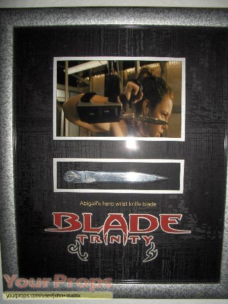 jessica biel blade trinity pictures. Jessica Biel hero wrist knife