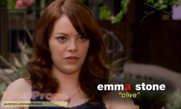 emma stone easy a outfits. Olive#39;s (Emma Stone) Tank and
